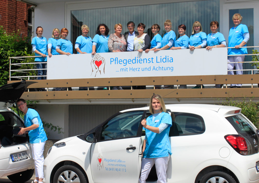 pflegedienst-lida-team